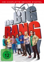 The Big Bang Theory - Staffel 10 (DVD)