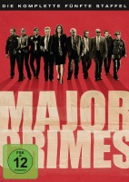 Major Crimes - Staffel 05 (DVD)