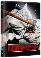 Freitag der 13. - Limited Mediabook (Blu-ray)