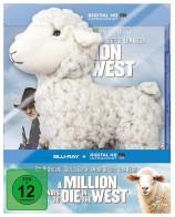 A Million Ways to Die in the West - Special Edition / inkl. Plüschscharf (Blu-ray)