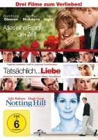 Alles eine Frage der Zeit & Tatsächlich...Liebe & Notting Hill - 3 Film Collection (DVD)