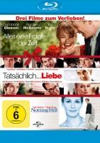 Alles eine Frage der Zeit & Tatsächlich...Liebe & Notting Hill - 3 Film Collection (Blu-ray)