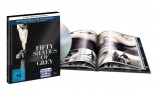 Fifty Shades of Grey - Geheimes Verlangen - Blu-ray + Bonus DVD / Digibook (Blu-ray)