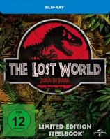 Vergessene Welt: Jurassic Park - Steelbook (Blu-ray)
