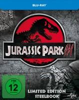 Jurassic Park III - Steelbook (Blu-ray)