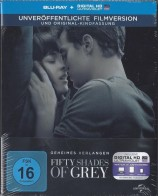 Fifty Shades of Grey - Geheimes Verlangen - Steelbook (Blu-ray)