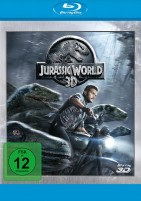 Jurassic World 3D - Blu-ray 3D + 2D (Blu-ray)