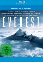 Everest - Blu-ray 3D + 2D (Blu-ray)