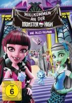 Monster High - Willkommen an der Monster High (DVD)