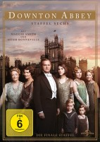Downton Abbey - Season 06 (DVD)