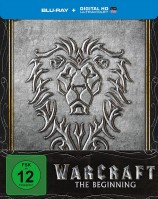 Warcraft - The Beginning - Steelbook (Blu-ray)