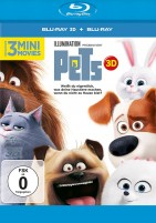 Pets - Blu-ray 3D + 2D (Blu-ray)