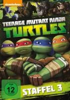 Teenage Mutant Ninja Turtles - Staffel 03 (DVD)