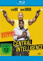 Central Intelligence - Extended Edition (Blu-ray)