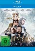 The Huntsman & the Ice Queen - Blu-ray 3D (Blu-ray)