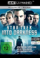 Star Trek - Into Darkness - 4K Ultra HD Blu-ray + Blu-ray (Ultra HD Blu-ray)