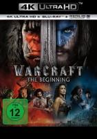 Warcraft - The Beginning - 4K Ultra HD Blu-ray + Blu-ray (Ultra HD Blu-ray)