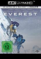 Everest - 4K Ultra HD Blu-ray + Blu-ray (Ultra HD Blu-ray)