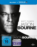Jason Bourne - Limited Steelbook (Blu-ray)