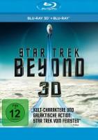 Star Trek - Beyond 3D - Blu-ray 3D + 2D (Blu-ray)