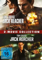 Jack Reacher & Jack Reacher - Kein Weg zurück - 2-Movie Collection (DVD)