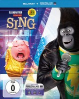 Sing - Limited Steelbook (Blu-ray)