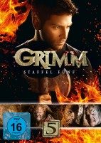 Grimm - Staffel 05 (DVD)