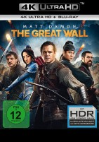 The Great Wall - 4K Ultra HD Blu-ray + Blu-ray (Ultra HD Blu-ray)