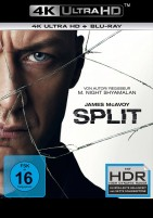 Split - 4K Ultra HD Blu-ray + Blu-ray (Ultra HD Blu-ray)
