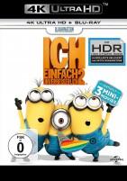 Ich - Einfach Unverbesserlich 2 - 4K Ultra HD Blu-ray + Blu-ray (Ultra HD Blu-ray)