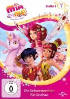 Mia and Me - Staffel 3 / Vol. 1 / Ein Schwesterchen für Onchao (DVD)