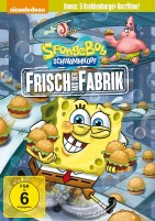 SpongeBob Schwammkopf - Frisch aus der Fabrik (DVD)