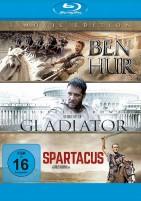 Ben Hur & Gladiator & Spartacus (Blu-ray)
