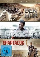 Ben Hur & Gladiator & Spartacus (DVD)