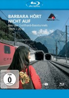 Barbara hört nicht auf - Bau des St. Gotthard-Basistunnel (Blu-ray)