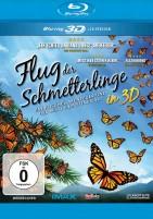 Flug der Schmetterlinge - Blu-ray 3D + 2D (Blu-ray)