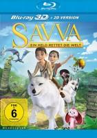 Savva - Ein Held rettet die Welt - Blu-ray 3D + 2D (Blu-ray)
