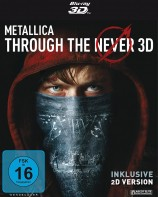 Metallica - Through the Never 3D - Blu-ray 3D + 2D / Steelbook (Blu-ray)