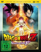 Dragonball Z: Resurrection 'F' - Limited Collector's Edition / Blu-ray 3D + 2D + DVD (Blu-ray)