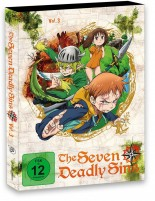 The Seven Deadly Sins - Box 3 (DVD)