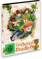 The Seven Deadly Sins - Box 3 (Blu-ray)