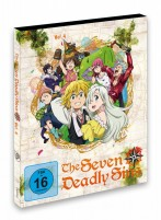 The Seven Deadly Sins - Box 4 (Blu-ray)