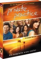 Private Practice - Staffel 1 (DVD)