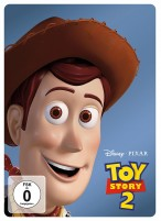 Toy Story 2 - Limited Steelbook Edition (DVD)