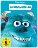 Die Monster AG - Limited Steelbook Edition (Blu-ray)