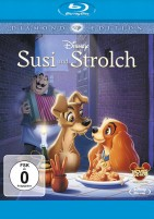 Susi und Strolch - Diamond Edition / Neuauflage (Blu-ray)