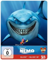 Findet Nemo - Limited Edition / Blu-ray 3D + 2D (Blu-ray)