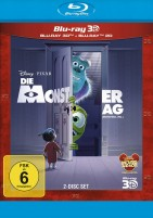 Die Monster AG - Blu-ray 3D + 2D (Blu-ray)