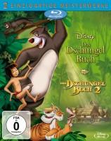 Das Dschungelbuch 1+2 - Diamond Edition (Blu-ray)