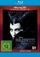 Maleficent - Die dunkle Fee - Ungekürzte Fassung / Blu-ray 3D + 2D (Blu-ray)